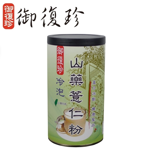 冷泡山藥薏仁粉 1